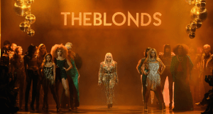 unnamed 54 - The Blonds FW19 @theblondsny @davidblond @phillipeblond @lilkim @themisshapes @lionbabe @karrueche @ClermontTwins #NYFW