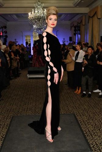 1136706544 - Event Recap: Randi Rahm Fall Evolution-An Evening of #Fashion & #Music @TJMartell @MaggieBaugh #RandiRham #couture @dia_getty