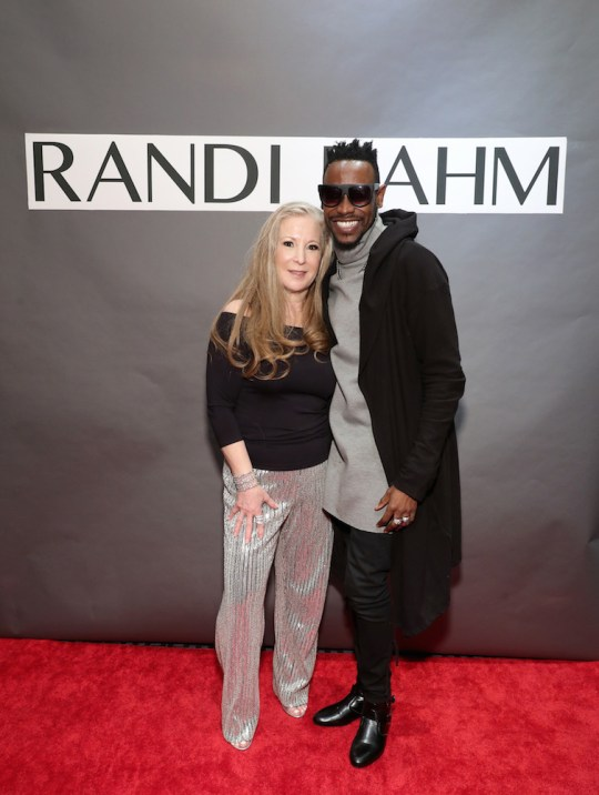 1136707024 540x716 - Event Recap: Randi Rahm Fall Evolution-An Evening of #Fashion & #Music @TJMartell @MaggieBaugh #RandiRham #couture @dia_getty