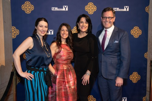 EIN 14th 143 - Event Recap: The 14th Street Y 2019 Annual PURIM Gala @14streety