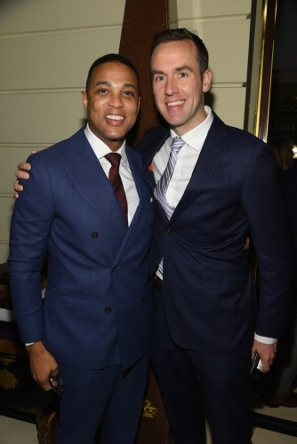 Don Lemon and Tim Malone 334x500 - 6th Annual Collaborating For A Cure Ladies Luncheon To Benefit Cancer Research @donlemon @waxmancancer @lawlormedia