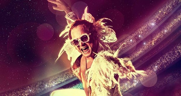 Elton John Rocketman film poster 1000 620x372 - Rocketman- Trailer @eltonofficial @taronegerton #rocketman