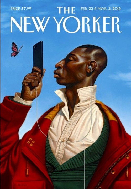 KadirNelsonTilley 540x777 - World Trade Center Unveils First Public Artwork by Artist Kadir Nelson x Hennessy @KadirNelson @OneWTC @HennessyUS #MarshallMajorTaylor
