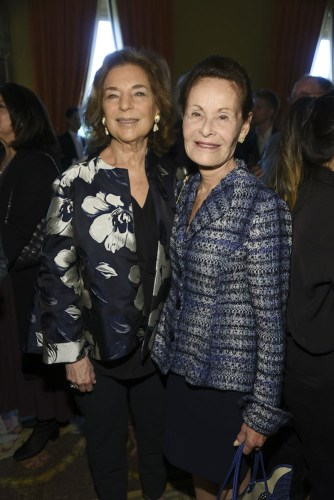 Marion Waxman and Susan Rose 334x500 - 6th Annual Collaborating For A Cure Ladies Luncheon To Benefit Cancer Research @donlemon @waxmancancer @lawlormedia