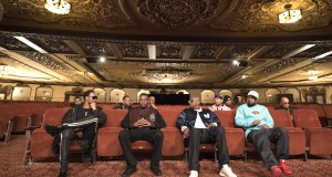 Wu Tang Clan 3 - Wu-Tang Clan: Of Mics and Men Interview by Jonn Nubian @wutangclan #SachaJenkins #Tribeca2019 #OfMicsandMen