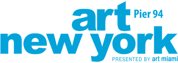 logo amny 2016 banner - 5th Edition of Art New York May 2- May 5, 2019 at Pier 94 @artmiamifairs #ArtNewYork