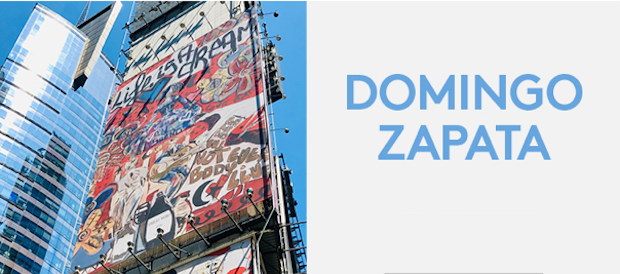 Portable Network Graphics image - Feature: Domingo Zapata completes of Largest Mural in NYC @domingozapata @IBEROSTAR_ENG #domingozapata