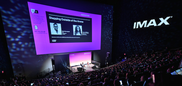 AW1 1998 - Event Recap: Serena Williams in converation with Julia Boorstin and Guru Gowrappan Advertising Week @serenawilliams @gurugk @JBoorstin @advertisingweek