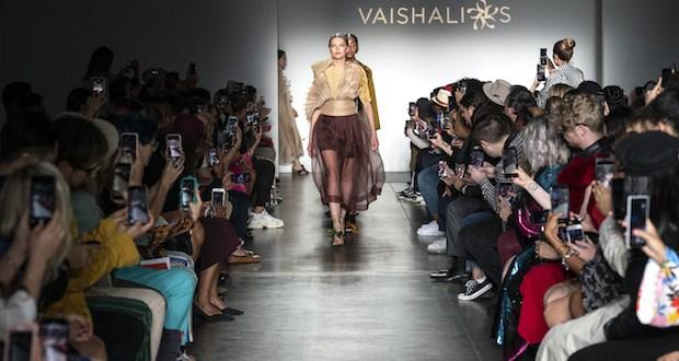 CAAFD RS20 0522 1 - #CAAFD presents Vaishali S. Spring Summer 2020 Collection during #NYFW @vaishalivs #ss20 #CAAFDNYFW