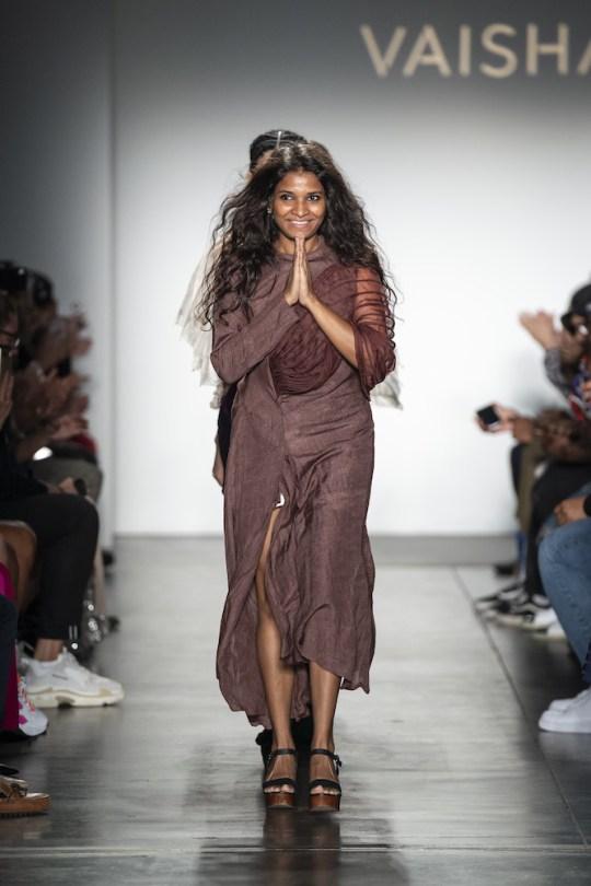 CAAFD RS20 0571 540x810 - #CAAFD presents Vaishali S. Spring Summer 2020 Collection during #NYFW @vaishalivs #ss20 #CAAFDNYFW