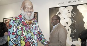 DSC9661 - Event Recap: Danny Simmons Alone Together Private Reception at George Billis Gallery @ogilvy @rush_art @miolowinegroup_ #ShinjuWhisky #AloneTogether