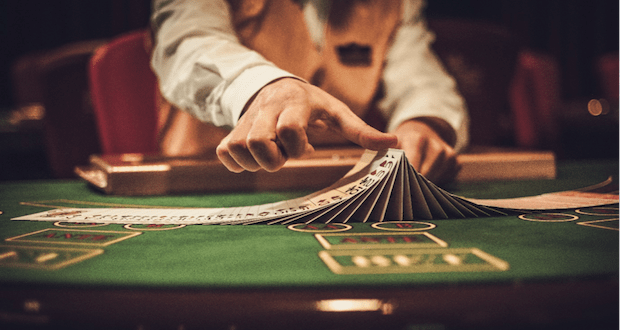 Untitled - Five famous Blackjack players