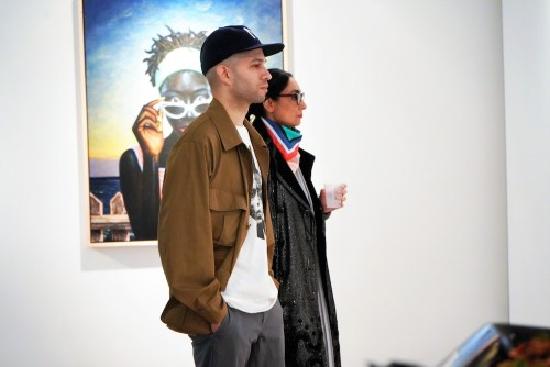 photos by Stella Magloire 167 - Event Recap: Art Now After Hours Season One Launch @artnowafterhours #artnownyc