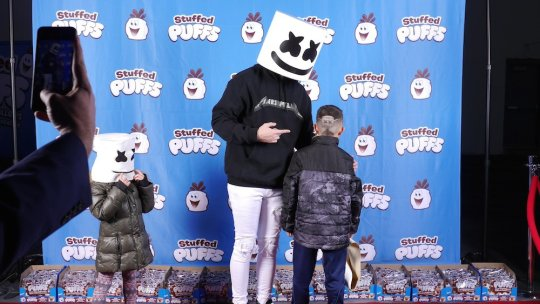 75224653 2469727956601392 8141938678046916608 o 1 540x304 - Event Recap: Stuffed Puffs Celebrates Opening of New Plant with DJ Marshmello @stuffedpuffs @marshmellomusic @DCEDSecretary @LVEDC @shalizi @JG_Petrucci @Factoryllc1