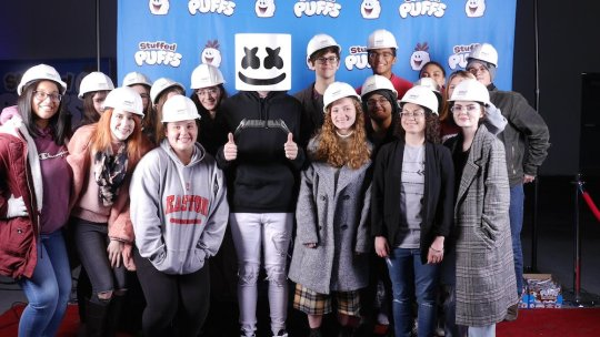 75642457 2469725943268260 1380076668420358144 o 540x304 - Event Recap: Stuffed Puffs Celebrates Opening of New Plant with DJ Marshmello @stuffedpuffs @marshmellomusic @DCEDSecretary @LVEDC @shalizi @JG_Petrucci @Factoryllc1