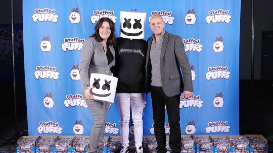 77161742 2469728533268001 839865435800207360 o 540x304 - Event Recap: Stuffed Puffs Celebrates Opening of New Plant with DJ Marshmello @stuffedpuffs @marshmellomusic @DCEDSecretary @LVEDC @shalizi @JG_Petrucci @Factoryllc1