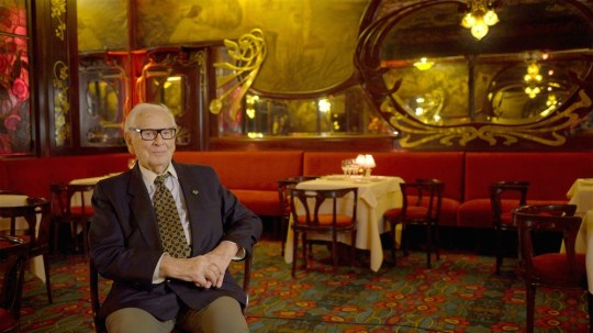 house of cardin A 540x303 - Feature: House of Cardin Interview with Todd Hughes, P. David Ebersole & Rodrigo Basilicati Cardin by Jonn Nubian @pierrecardin @EbersoleHughes #HouseofCardin