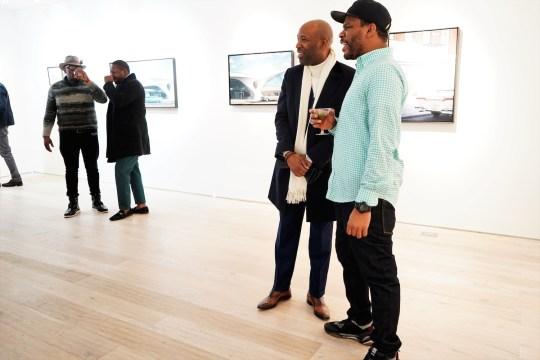 photo by Stella Magloire. 12 540x360 - Event Recap: Art Now After Hours Episode 2 @artnowafterhours #artnownyc
