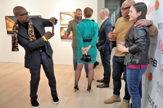 photo by Stella Magloire. 289 540x360 - Event Recap: Art Now After Hours Episode 2 @artnowafterhours #artnownyc