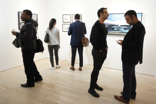 photo by Stella Magloire. 4 540x360 - Event Recap: Art Now After Hours Episode 2 @artnowafterhours #artnownyc