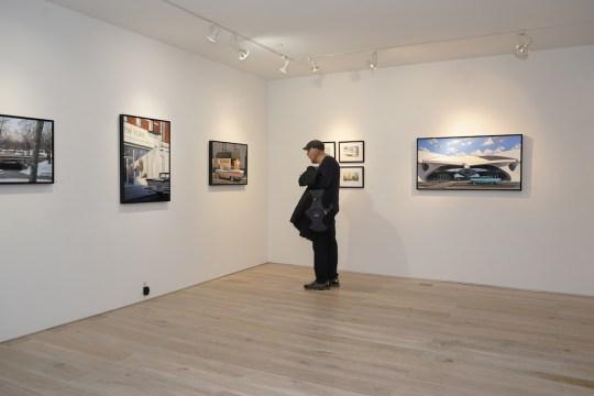 photos by Stella Maglore 166 540x360 - Event Recap: Karen Woods …Going Opening Reception at George Billis Gallery