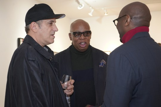 photos by Stella Maglore 201 540x360 - Event Recap: Karen Woods …Going Opening Reception at George Billis Gallery