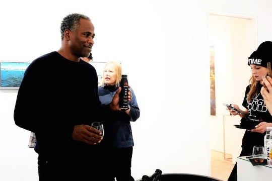 photos by Stella Maglore 23 1 540x360 - Event Recap: Karen Woods …Going Opening Reception at George Billis Gallery