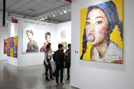 HADANI GALLERY 540x360 - Event Recap: Spectrum Miami and Red Dot Miami 2019 @reddotmiamiart @SpectrumMiami #MiamiArtWeek