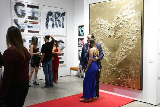 THE LAWLEY ART GROUP 540x360 - Event Recap: Spectrum Miami and Red Dot Miami 2019 @reddotmiamiart @SpectrumMiami #MiamiArtWeek
