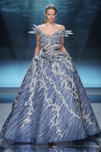 200122 0261 Nakad - Ziad Nakad #Atlantis #ParisFashionWeek Spring Summer Couture Collection 2020 @ZiadNakadWorld