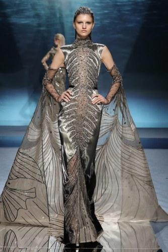 200122 0877 Nakad - Ziad Nakad #Atlantis #ParisFashionWeek Spring Summer Couture Collection 2020 @ZiadNakadWorld