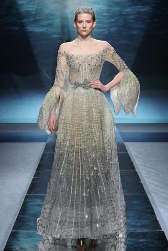 200122 1052 Nakad - Ziad Nakad #Atlantis #ParisFashionWeek Spring Summer Couture Collection 2020 @ZiadNakadWorld