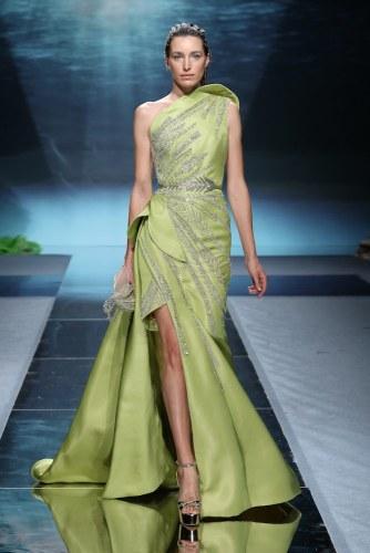 200122 1353 Nakad - Ziad Nakad #Atlantis #ParisFashionWeek Spring Summer Couture Collection 2020 @ZiadNakadWorld