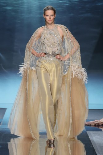 200122 1868 Nakad - Ziad Nakad #Atlantis #ParisFashionWeek Spring Summer Couture Collection 2020 @ZiadNakadWorld