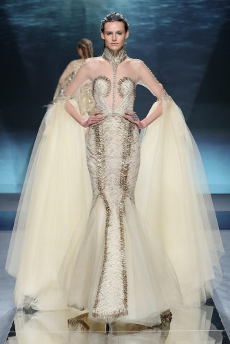 200122 1940 Nakad - Ziad Nakad #Atlantis #ParisFashionWeek Spring Summer Couture Collection 2020 @ZiadNakadWorld
