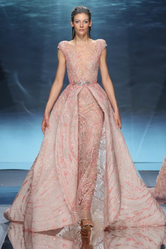 200122 2214 Nakad - Ziad Nakad #Atlantis #ParisFashionWeek Spring Summer Couture Collection 2020 @ZiadNakadWorld