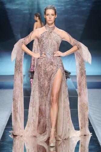 200122 2559 Nakad - Ziad Nakad #Atlantis #ParisFashionWeek Spring Summer Couture Collection 2020 @ZiadNakadWorld