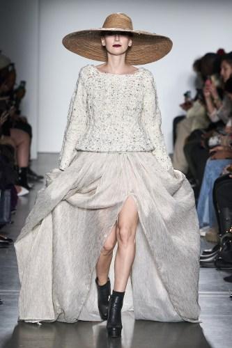 Cafd Fashion RF20 1078 - CAAFD Designer Showcases FW2020 #NYFW @CAAFD