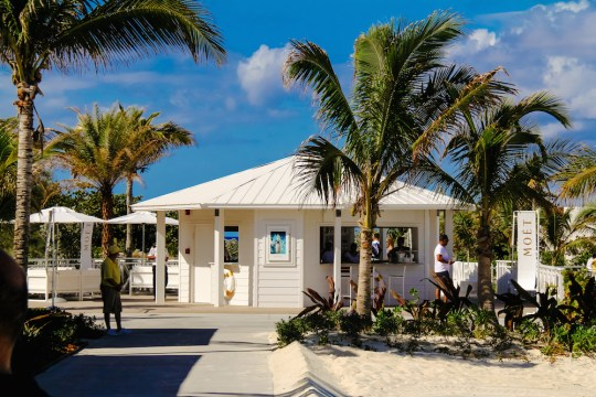 IMG 7401 540x360 - Moët & Chandon and Norwegian Cruise Line debut new luxury Ice Bar experience in the Bahamas. @MoetUSA @CruiseNorwegian