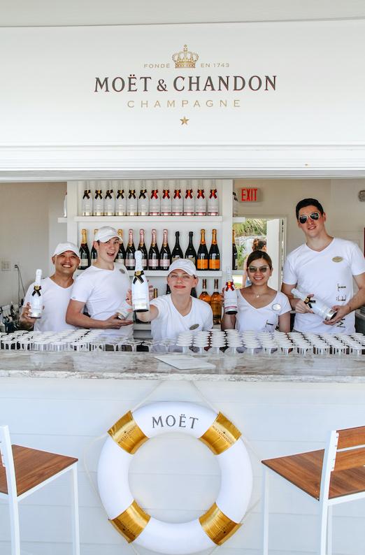 IMG 7555 copy - Moët & Chandon and Norwegian Cruise Line debut new luxury Ice Bar experience in the Bahamas. @MoetUSA @CruiseNorwegian