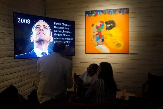 photos by Stella Magloire 181 540x360 - Event Recap: African Americans and The Vote Exhibition