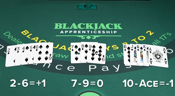 blackjack counting - Blackjack card counting: How does it work and can it be used at online casinos?