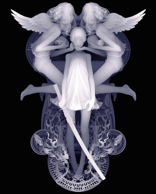 gvzJPI9 540x672 - Kazuki Takamatsu: Your Wings Exhibition January 16 - February 20, 2021 at Corey Helford Gallery @KazukiTakamatsu @coreyhelford