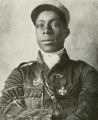 unnamed1 - Honoring Eugene Bullard (October 9,  1894 - October 13 1961) The first African-American fighter pilot
