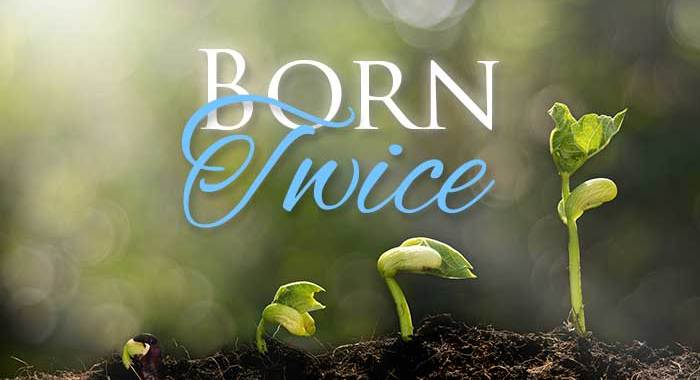Born again in the Bible