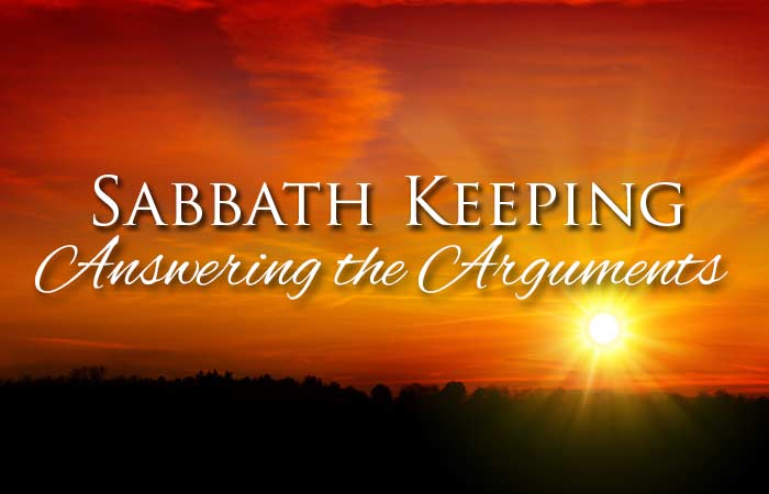 Which Day is the Christian Sabbath?...
