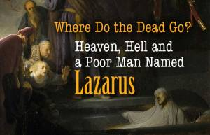 Lazarus and hell
