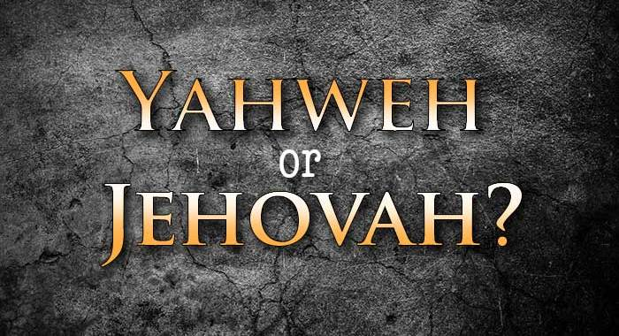 Yahweh or Jehovah? Why it matters and how it impacts your