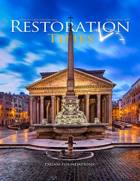 Restoration Times March-April 2019