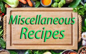 Unleavened Recipes
